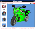 3D Kit Builder (Motorbike) Screenshot 0