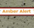 Code Amber Amber Alert Desktop Ticker Screenshot 0