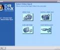 Dr. DivX (Three Step DivX Encoding App) Screenshot 0