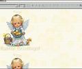 Easter Fun Emai Stationery Screenshot 0