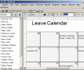 iLeave and Attendance Software Screenshot 0