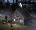 3D Spooky Halloween Screensaver Screenshot 0
