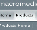 Macromedia style menu - Dreamweaver extension Screenshot 0