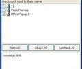 Fomine Net Send GUI Screenshot 0