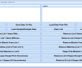 List Remove, Compare & Duplicate Manager Software Screenshot 0
