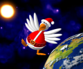 Chicken Invaders 2 Christmas Edition Screenshot 0