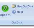 OutDisk FTP for Outlook Screenshot 0