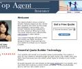 Insurance Agency Website Builder Screenshot 0
