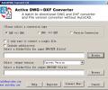 DXF to DWG Converter Screenshot 0
