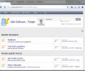 Jitbit Forum Screenshot 0