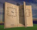 Magic Book 3D Screensaver Screenshot 0