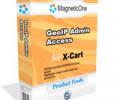 X-Cart GeoIP Admin Access - X Cart Mod Screenshot 0