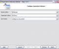 Dependent Listboxes Builder for CodeCharge Studio Screenshot 0