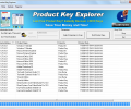 Product Key Explorer Screenshot 0