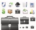 Finance Icons Vista Screenshot 0