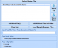 MS Word Insert Multiple Word Files Into Master Document Software Screenshot 0