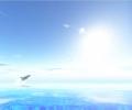 Clouds over the Ocean Screenshot 0