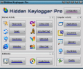 Hidden Keylogger Pro Screenshot 0