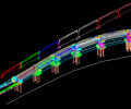 DEVELOPED SECTION for AutoCAD Screenshot 0