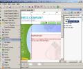 Dynamic HTML Editor Screenshot 0