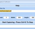 Video Screen Capture Software Screenshot 0