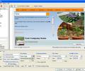 A4DeskPro Flash Website Builder Screenshot 0