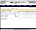 TimeLive timesheet application Screenshot 0