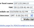Online Wake-On-LAN Screenshot 0