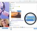 123 Flash Chat Software (Linux) Screenshot 0