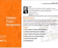 Software Project Management Screenshot 0