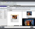 Home Multimedia Library Screenshot 0