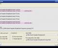Clone Library Dereplicator Screenshot 0