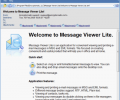 MessageViewer Lite email viewer Screenshot 0