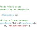 Coyote Tracing for .NET Core Framework Screenshot 0