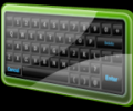 FPS Virtual Keyboard for WPF Screenshot 0