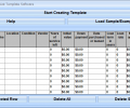 Excel Equipment Inventory List Template Software Screenshot 0