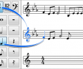 Crescendo Music Notation Editor Screenshot 0