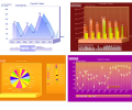 FlyCharts Flash Chart Component Screenshot 0