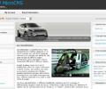 ApPHP MicroCMS Content Management System Screenshot 0