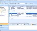 Portable Efficient Address Book Screenshot 0