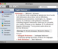 French Dictionary & Thesaurus by Ultralingua for Mac Screenshot 0