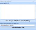 Clipboard Editor Software Screenshot 0