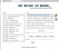 My Music At Home Personal Media Server Screenshot 0