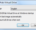 DVDFab Virtual Drive Screenshot 0