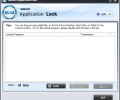 imlSoft Application Lock Screenshot 0