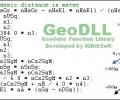 GeoDLL Screenshot 0