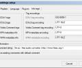 fre:ac - free audio converter Screenshot 3
