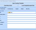 MS Word Memorandum Template Software Screenshot 0