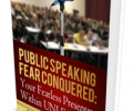 Public Speaking Fear Conquered (Ebook) Screenshot 0