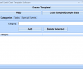 Excel Gantt Chart Template Software Screenshot 0